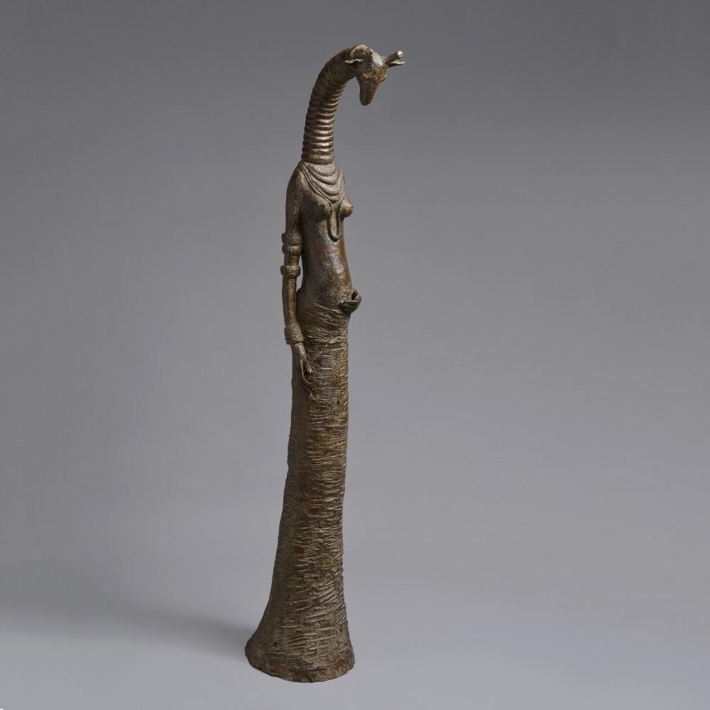 Girafe enceinte