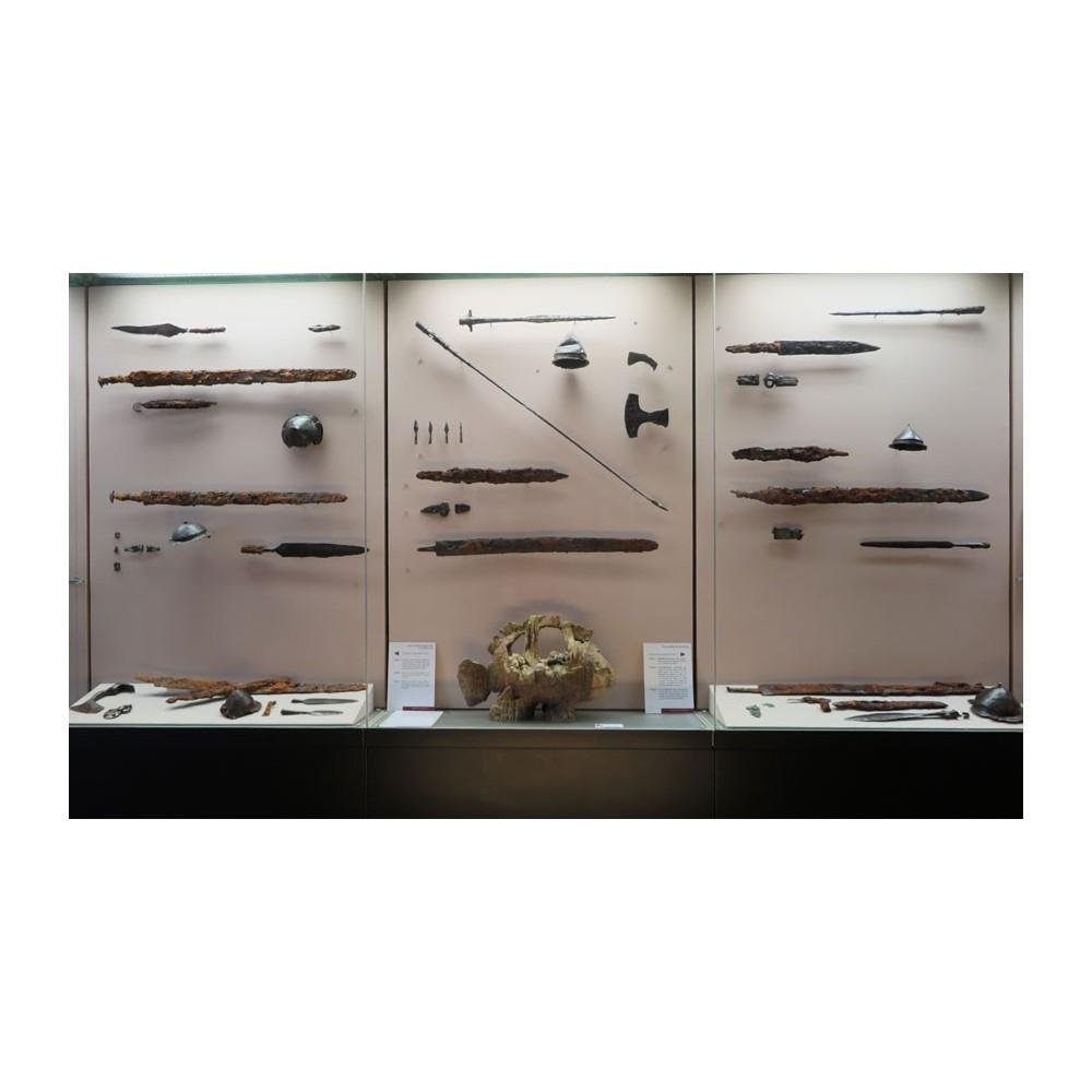 Le repos des guerriers au Musée de Berck-sur-Mer