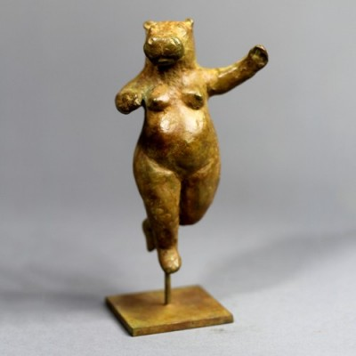 Danseuse hippopotame