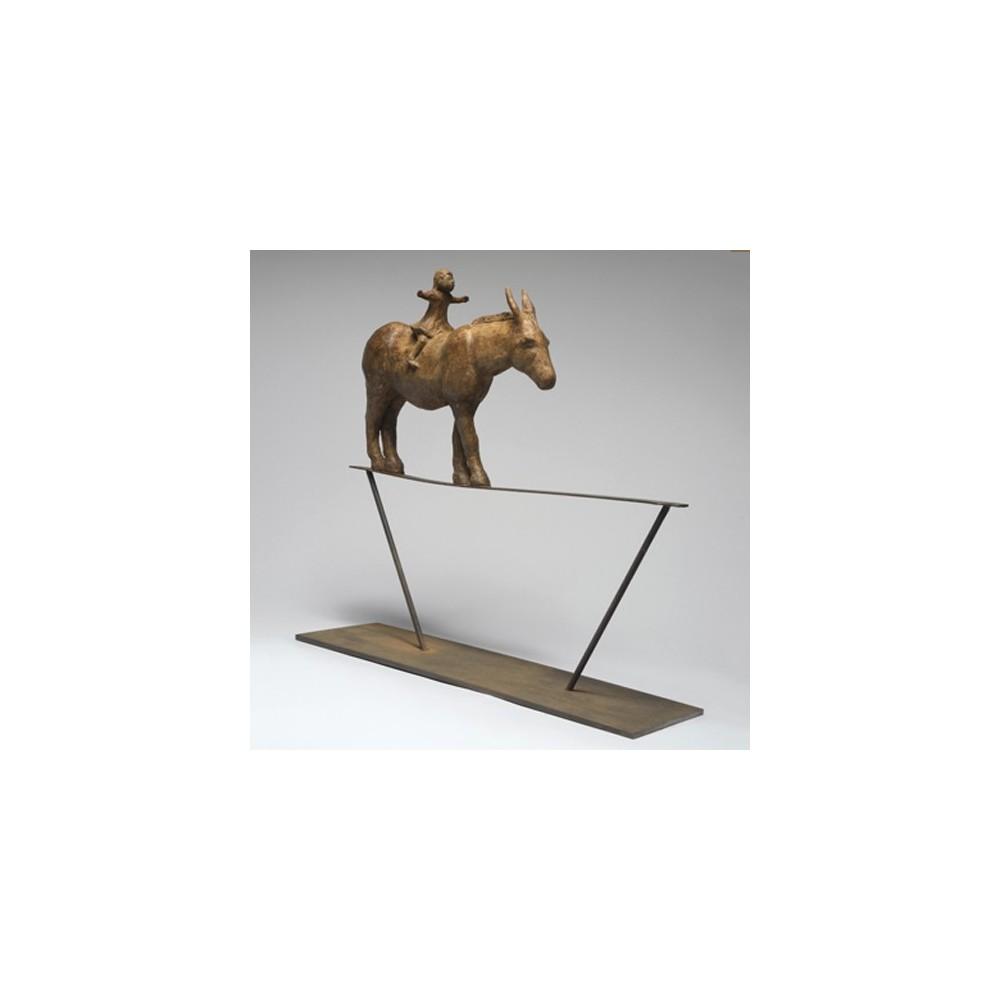 Âne équilibriste
