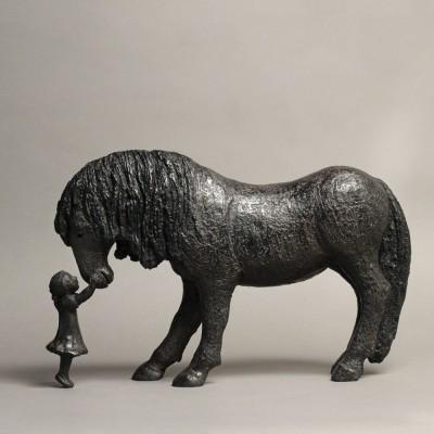 Mon poney