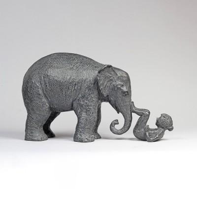 Sculpture Bronze Toi et moi
